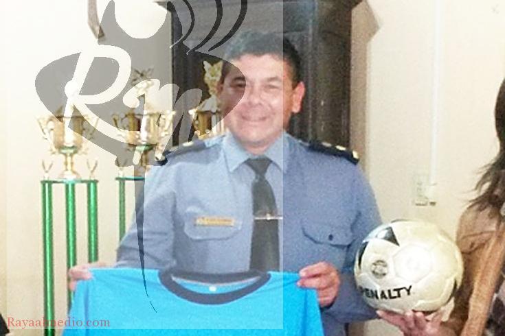 Narcopolicías: El comisario preso en la ciudad de Itatí tenía diploma de honor