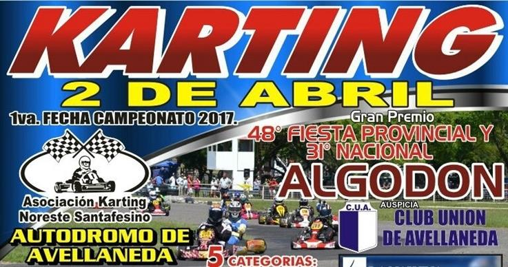 Campeonato de Karting 2 de Abril
