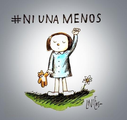 """3 de junio de 2017: Se vuelve a gritar """"NI UNA MENOS"""""""