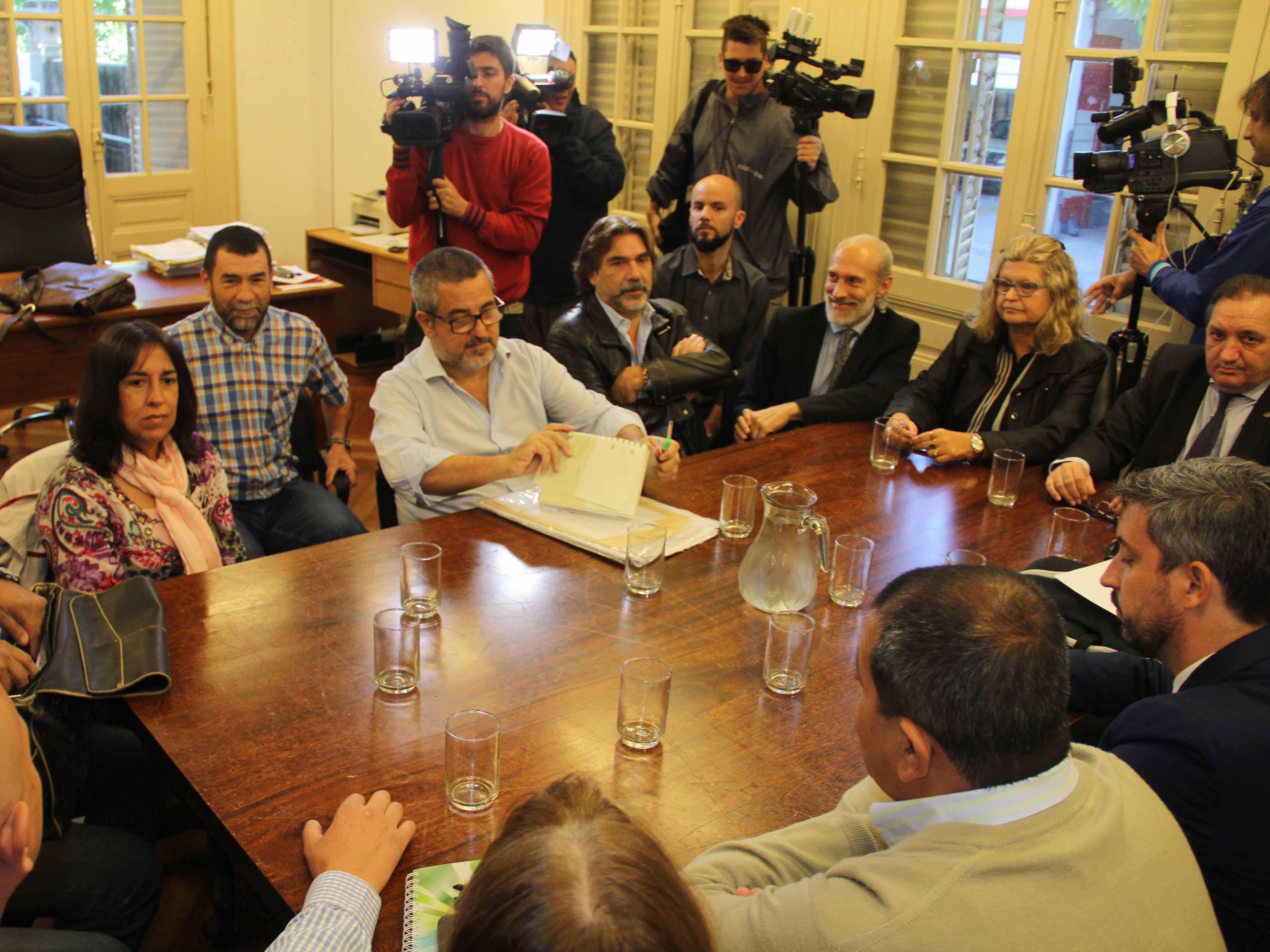 PARITARIA DOCENTE: La provincia no realizó oferta y pasó a cuarto intermedio