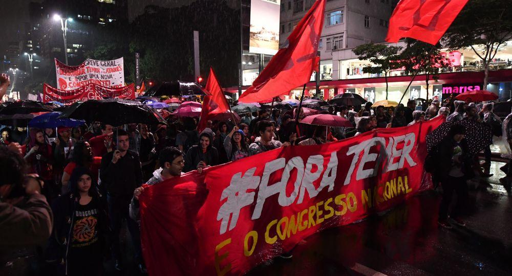 Brasil: Temer con los días contados