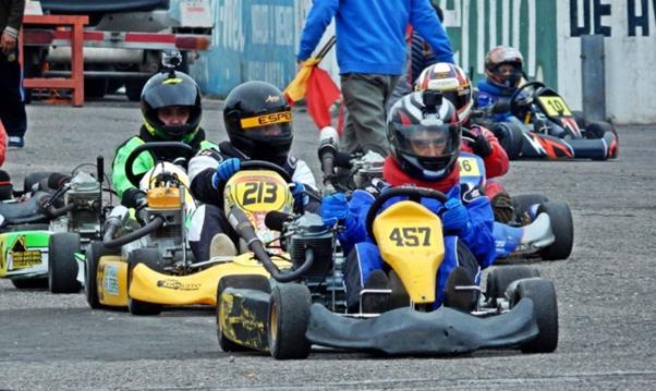 Se viene la 3º fecha del karting Noreste Santafesino