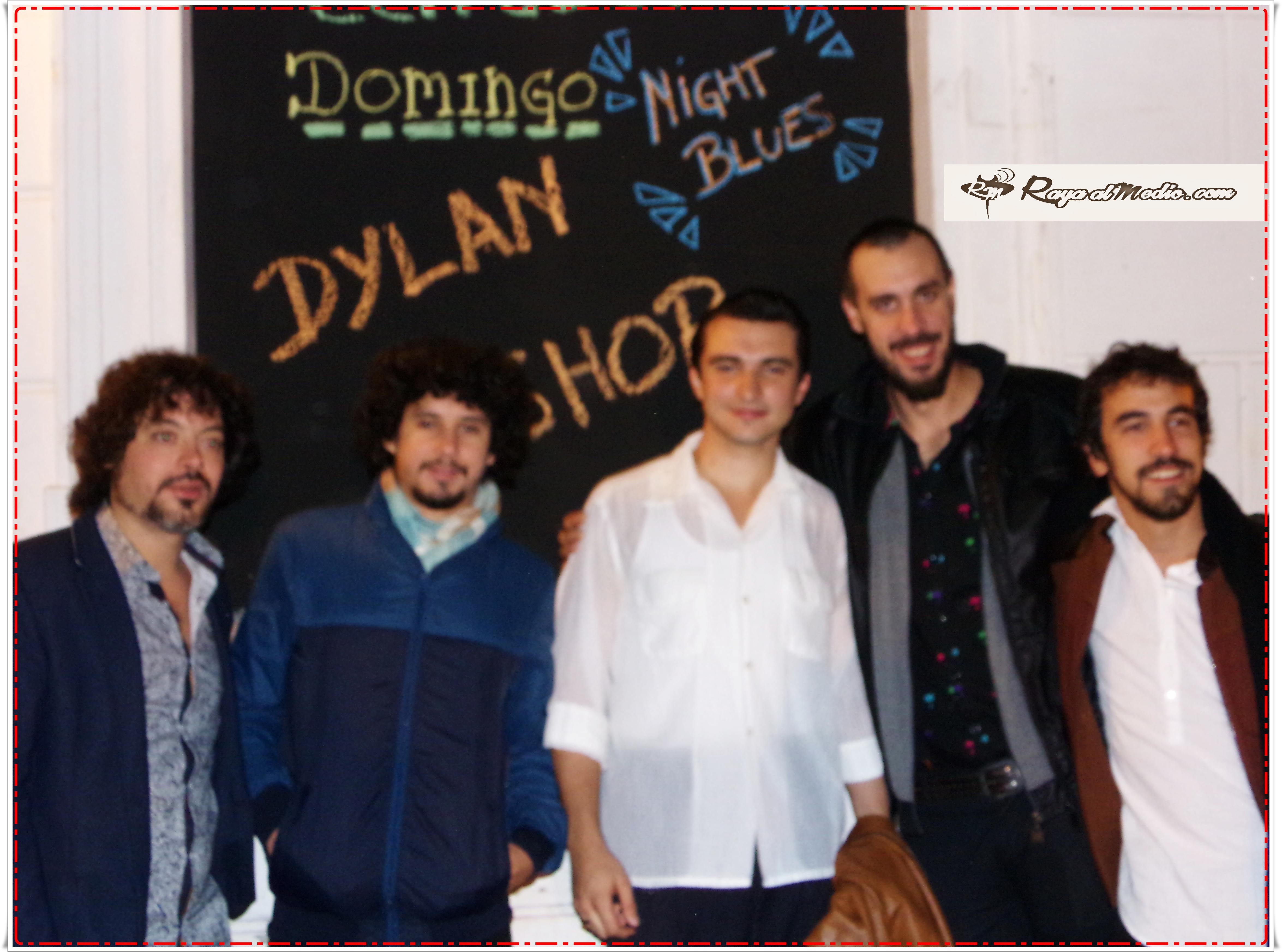 Dylan Bishop: Recital en Reconquista
