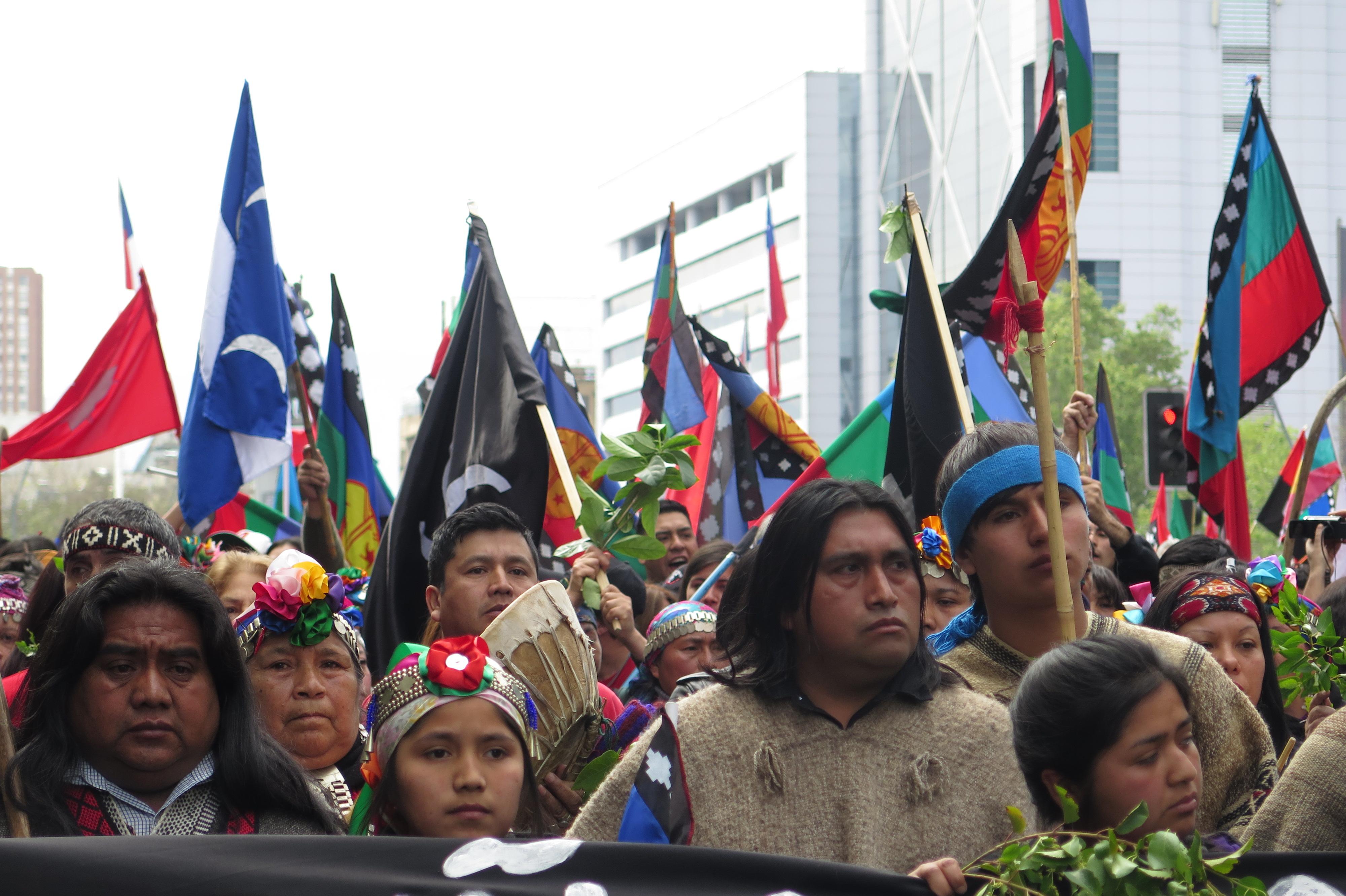 ¿Por qué contra los mapuche?