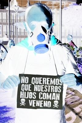 """Entre Ríos: """"Estamos envenenados y nos están matando"""""""