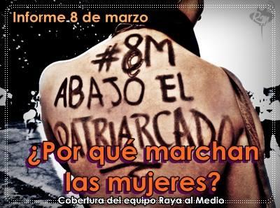 8M en Reconquista-Avellaneda: ¿Por qué marchan las mujeres?