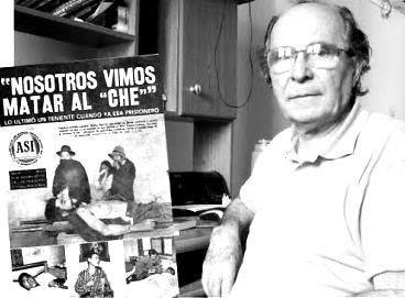 Walter Operto, el periodista que contó la verdad sobre la muerte del Che, en Reconquista