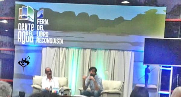 """Presentación del libro """"Ajustados"""", a cargo de Diego Rubinzal"""