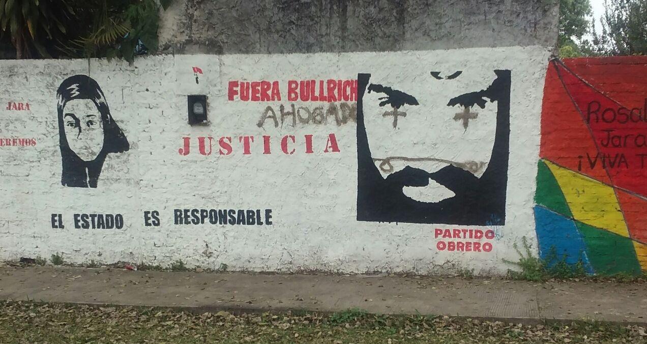 Vandalizaron el mural de Santiago Maldonado