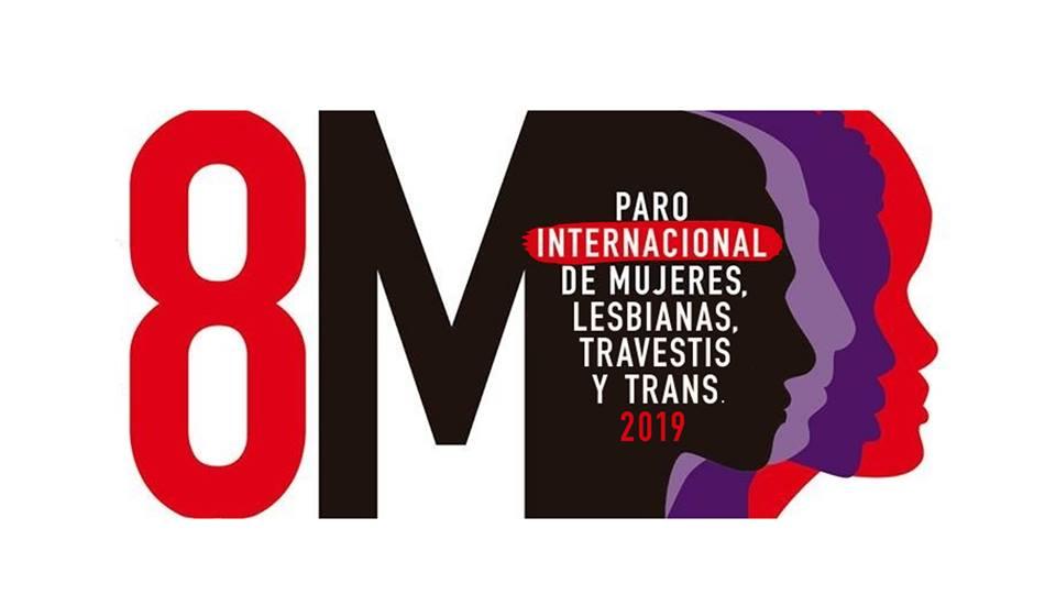 #8M en Reconquista: #Nosotras paramos
