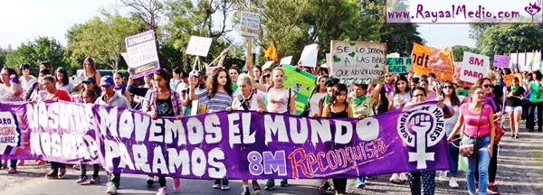 #8M: EL DÍA QUE EL MUNDO DEJÓ DE MOVERSE: PARO INTERNACIONAL DE MUJERES Y EMERGENCIA NACIONAL