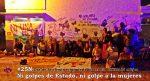#25N en Reconquista. Ni golpes de Estado, ni golpe a las mujeres