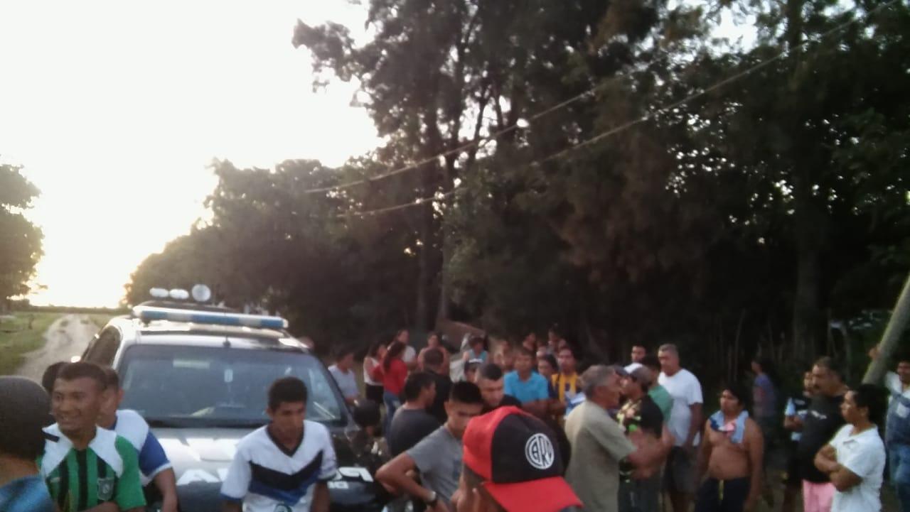 Abuso Policial en la Comunidad Cacique Colashi de Los Laureles