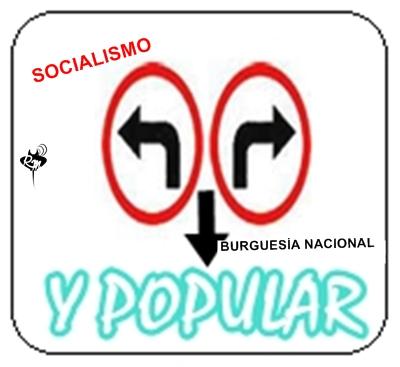 """LA BURGUESIA """"NACIONAL Y POPULAR"""""""
