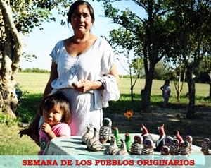 SEMANA DE LOS PUEBLOS ORIGINARIOS