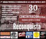 3ra Jornada Provincial de Coordinación de las luchas contra el ajuste