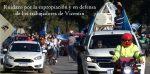 Ruidazo por la expropiación y en defensa de los trabajadores de Vicentin
