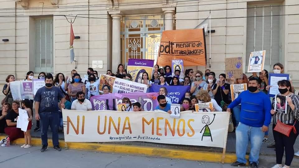 Rosalía Jara. Histórico triunfo de la lucha del movimiento feminista