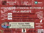 Charla/Conversatorio: Otro modelo sindical posible