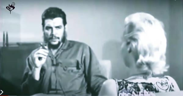 El Che Guevara entrevistado por la ABC en 1964