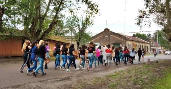 Villa Ana: Movilización por Marcela