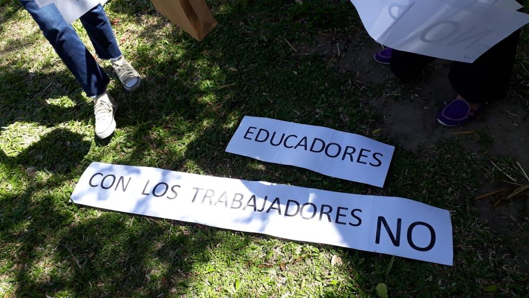 Defendamos la educación inclusiva, el Vuelvo a Estudiar Virtual no se toca.