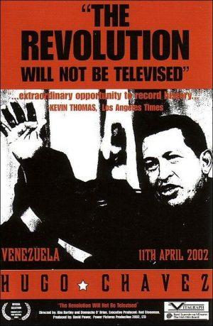 La revolución no será transmitida