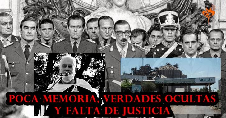 Poca memoria, verdades ocultas y falta de justicia
