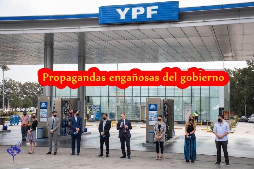 Propagandas engañosas del gobierno: El 15% de descuento en combustibles a los docentes