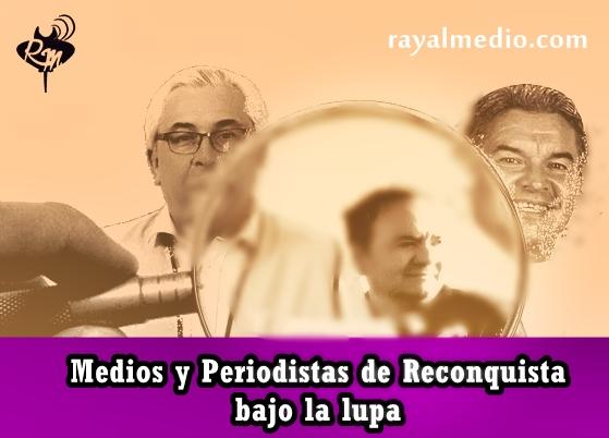 Medios y periodistas de Reconquista bajo la lupa
